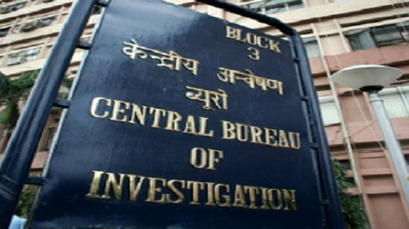 CBI recovered a country-made pistol in Aurangabad in Maharashtra