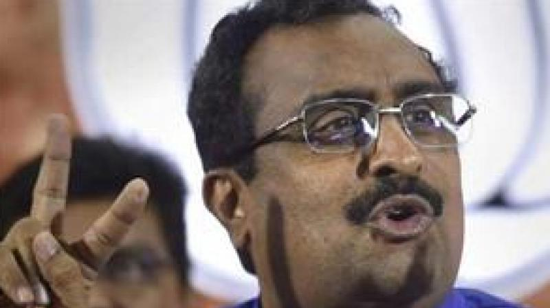 DRDO achievement pride for nation, let us not play politics on it: Ram Madhav