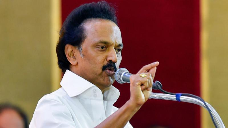 DMK assures scrapping of NEET, quota in private sector