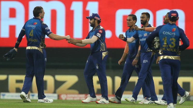 Mumbai Indians beat Rajasthan Royals