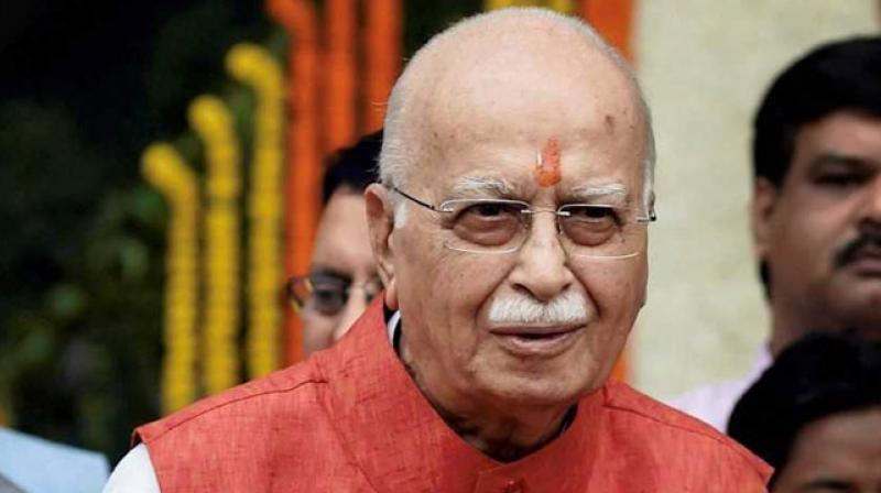 BJP veteran L K Advani