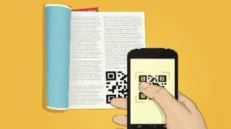 NCERT introducing QR code in textbooks