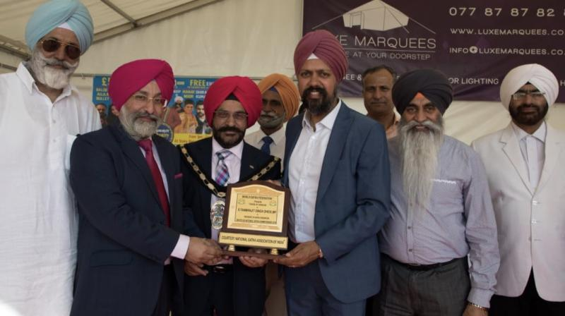 UK Gatka Federation organises 6th National Gatka Championship at Slough