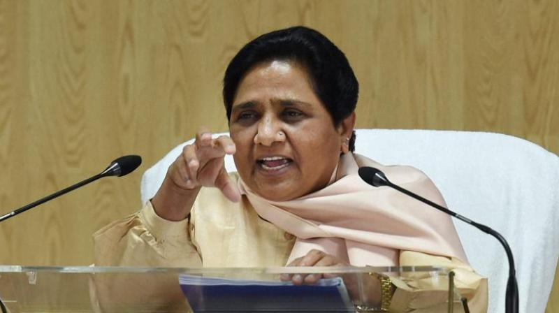 BSP chief Mayawati