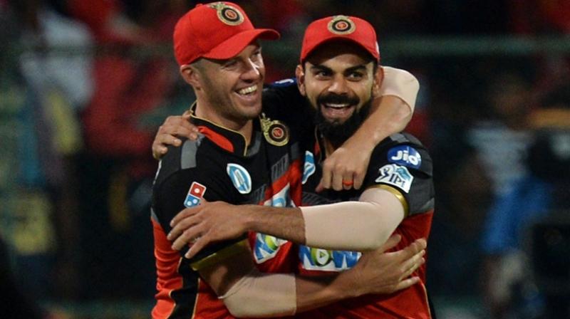 Kohli bids farewell to 'brother' AB de Villiers