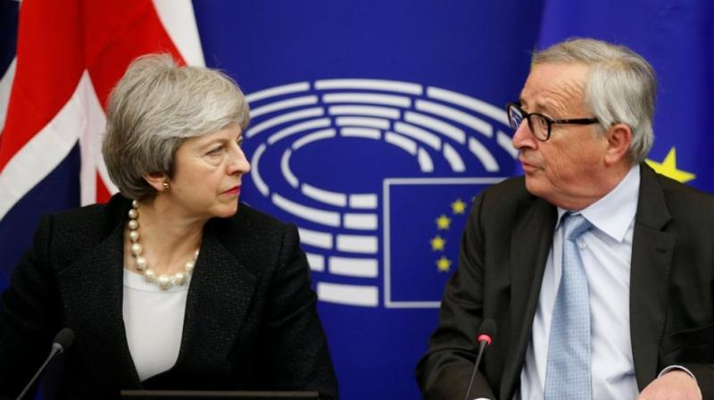 UK says 'legally binding changes' to Brexit deal agreed with EU