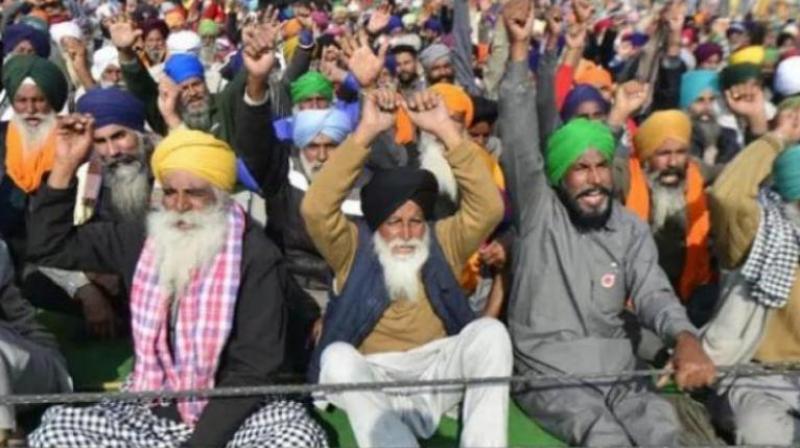 Farmers' protest