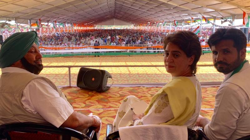 Priyanka Gandhi Vadra on Tuesday launched a scathing attack on the Narendra Modi