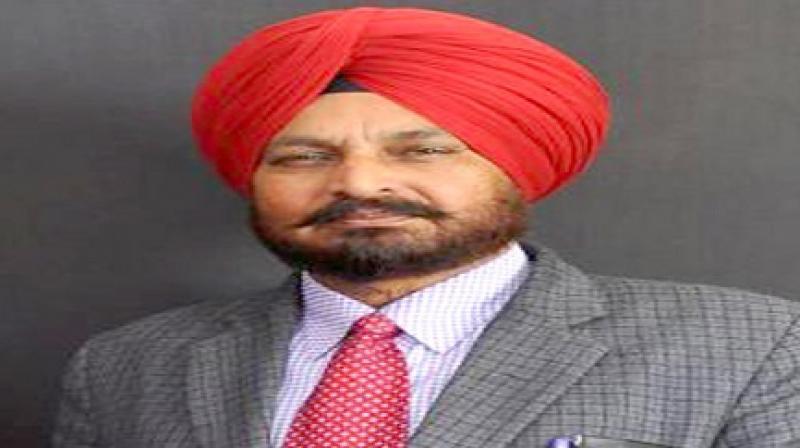 AAP MLA attacks Manpreet Badal