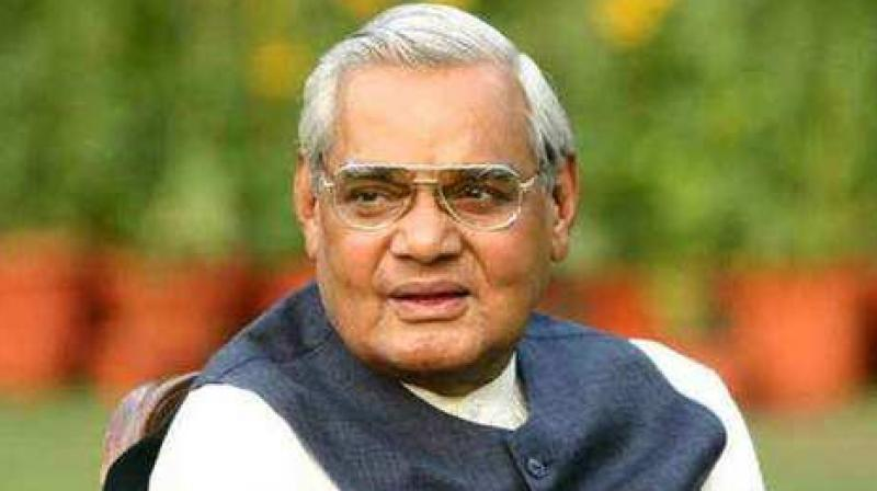 Vajpayee admitted to AIIMS for routine check-up