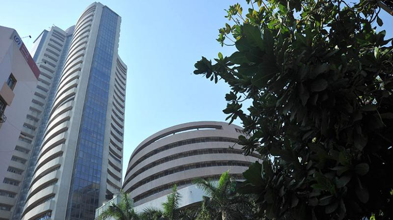 BSE benchmark Sensex jumped over 200 points
