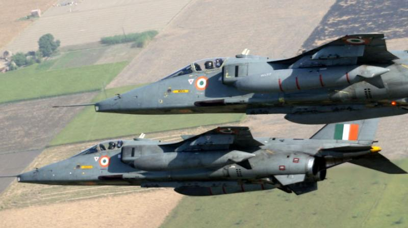 IAF to display firepower in Pokharan on Saturday