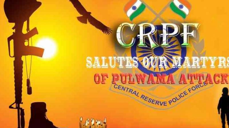 CRPF Post Pulwama Attack