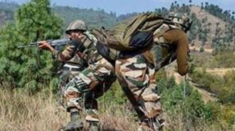 Encounter breaks out at Shopian in J-K