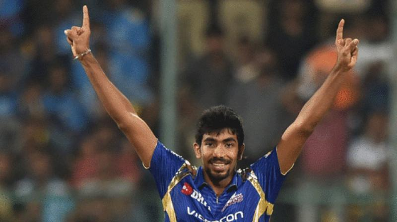 Seamer Jasprit Bumrah snapped up 3 crucial wickets