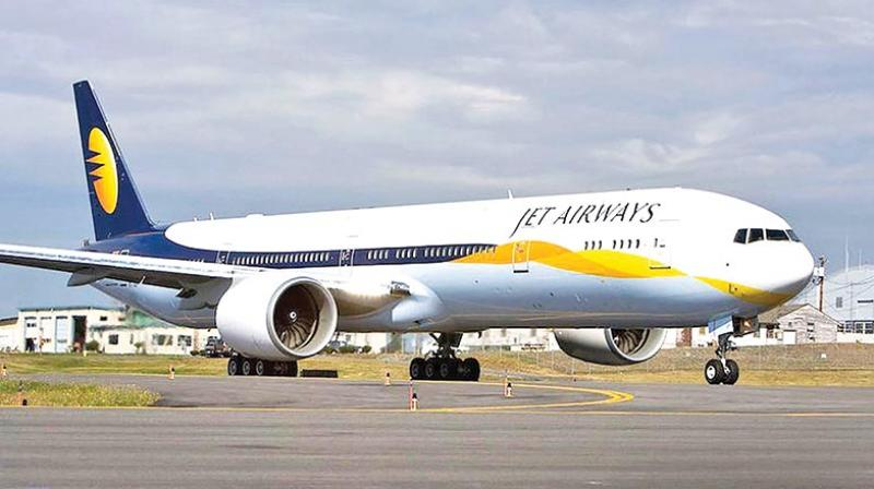 Jet Airways grounds operations temporarily