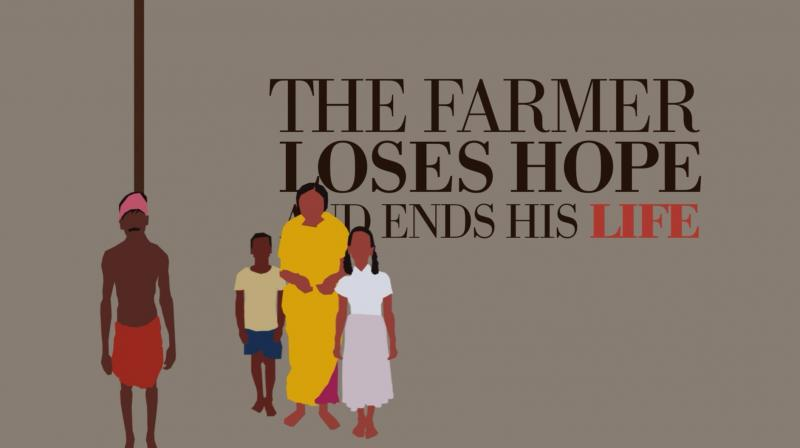 Farmers driven to suicide in Punjab and other agrarian states