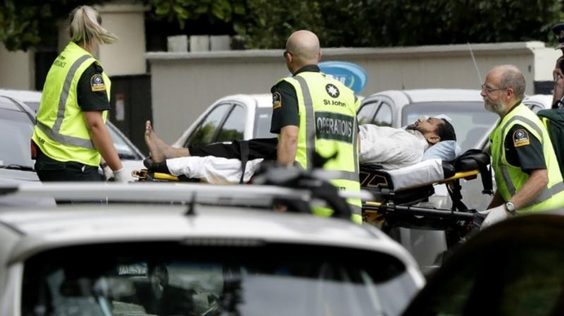 Gunman targets New Zealand mosques