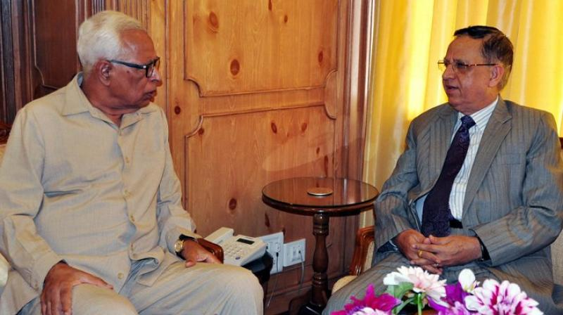 Governor N N Vohra today appointed D C Raina as the advocate general of J & K