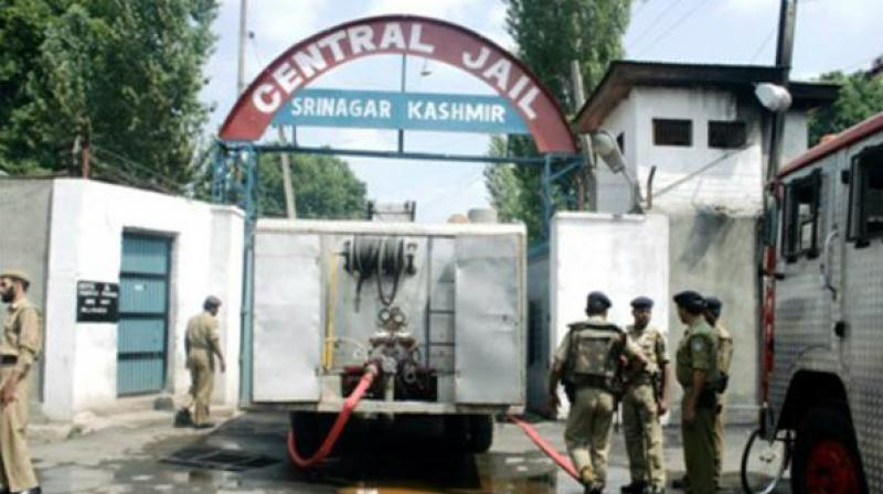 Clashes break out in Srinagar Central Jail