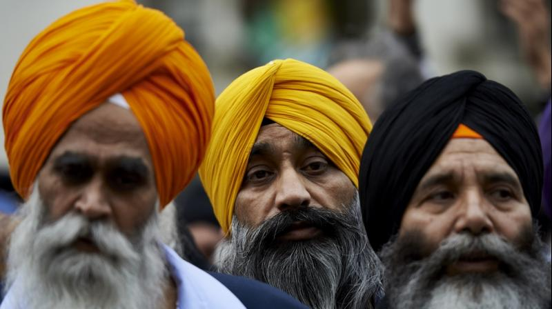 Sikhs in Britain find their lives hard to live