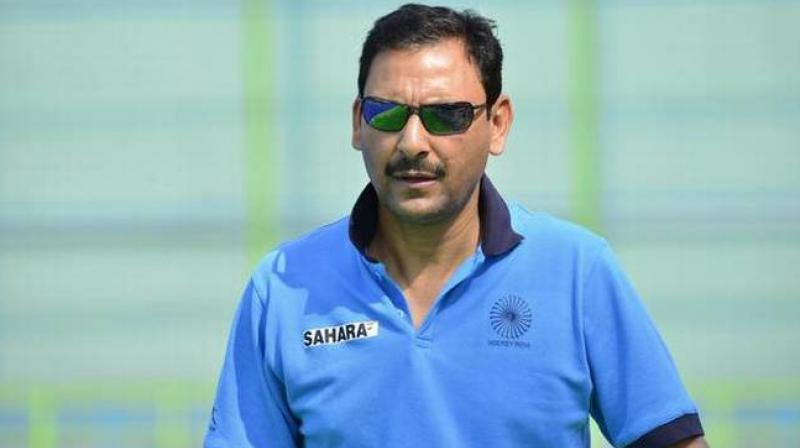 India chief coach Harendra Singh