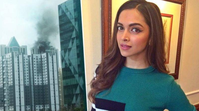 Fire in building which houses Deepika Padukone's flat