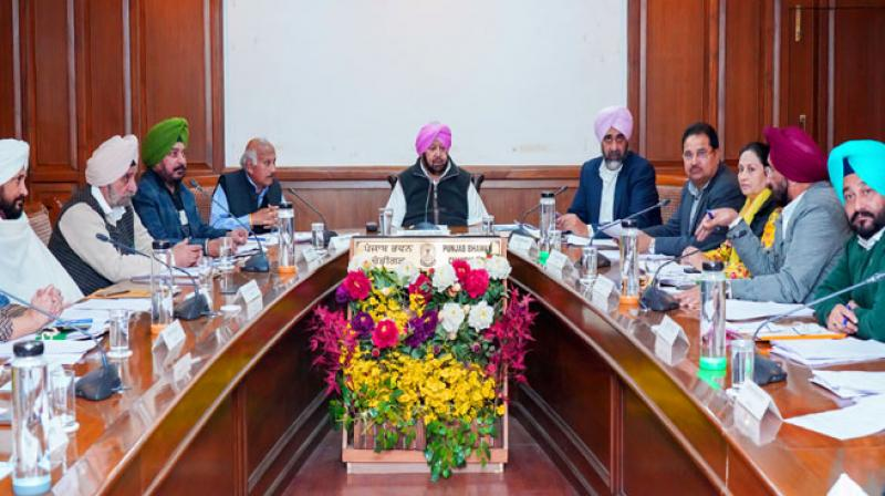 CABINET APPROVES PUNJAB ADVOCATES WELFARE FUND RULES, 2019