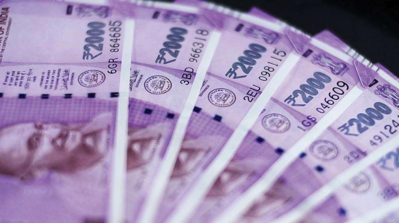 Rupee recovers from life low