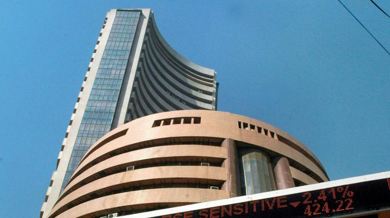Sensex recuperated by nearly 185 points