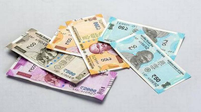 Rupee today collapsed to a lifetime low of 70.09