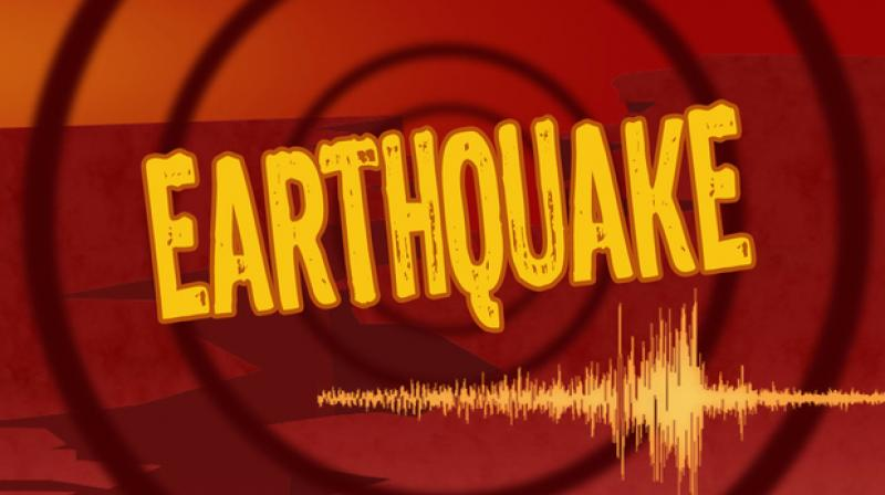 5.5-magnitude earthquake jolted China's Jiashi