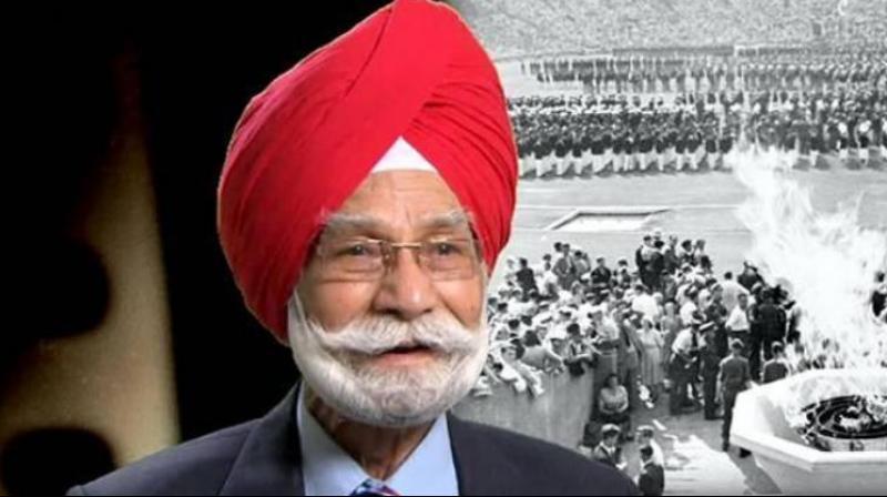 Balbir Singh Senior