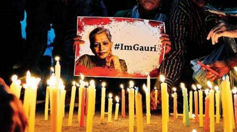 Gauri Lankesh killing case