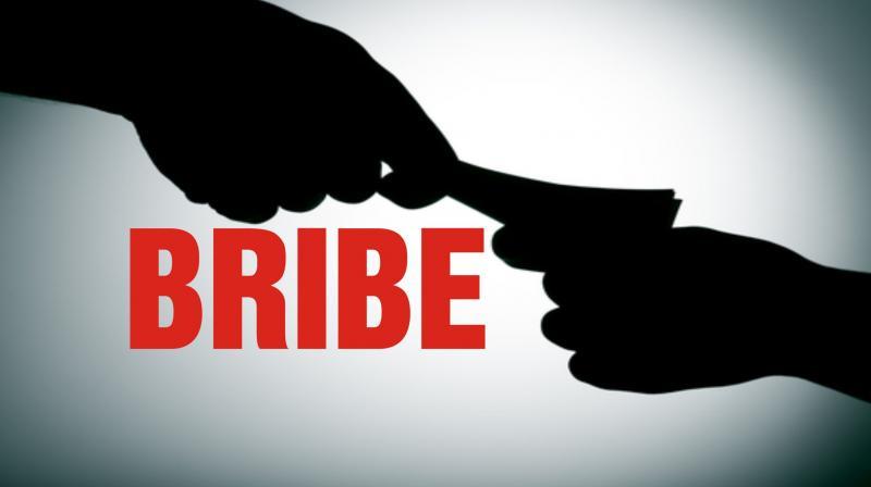 Bribe