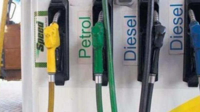 Petrol and Diesel
