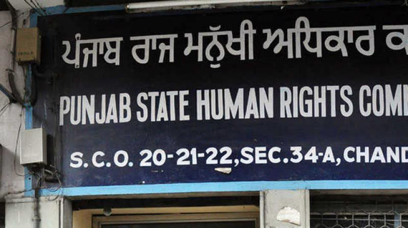 State human rights commission called report
