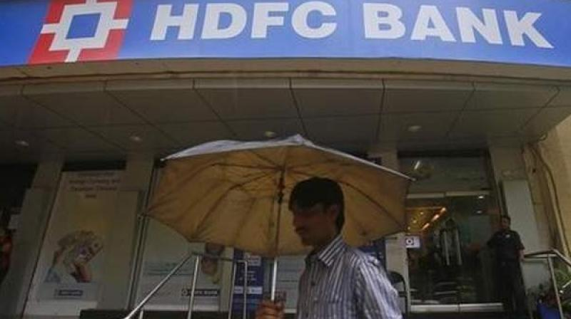 HDFC Bank today reported an 18.2 per cent increase in its net profit