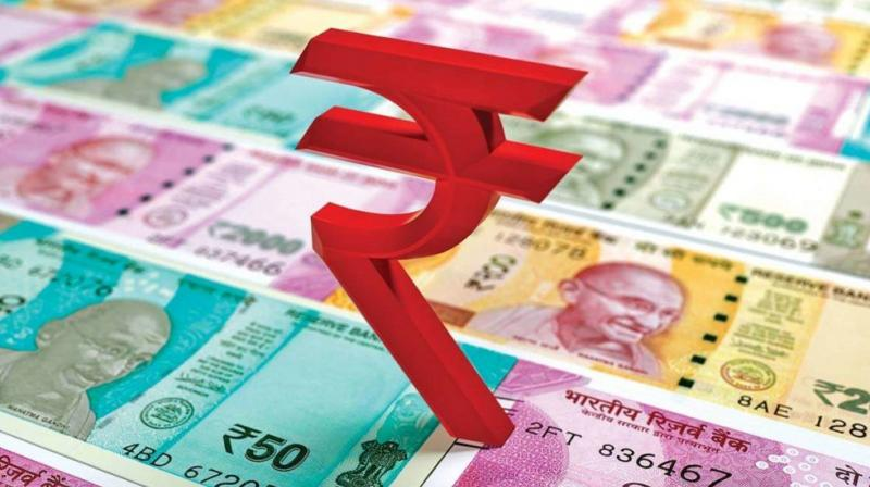 Rupee edges higher by 4 paise against USD