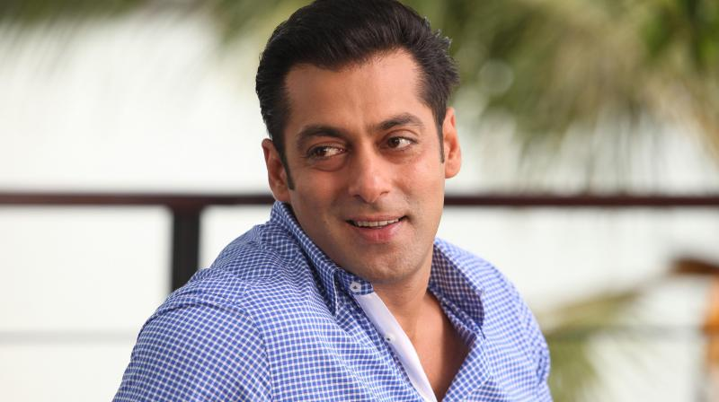 Superstar Salman Khan