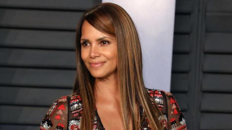 Actor Halle Berry