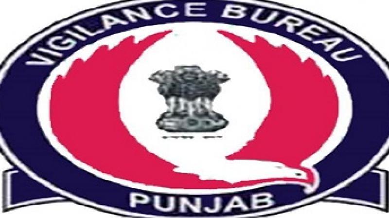 Vigilance arrested ASI
