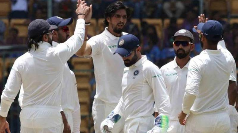 India beat Afghanistan by innings and 262 runs
