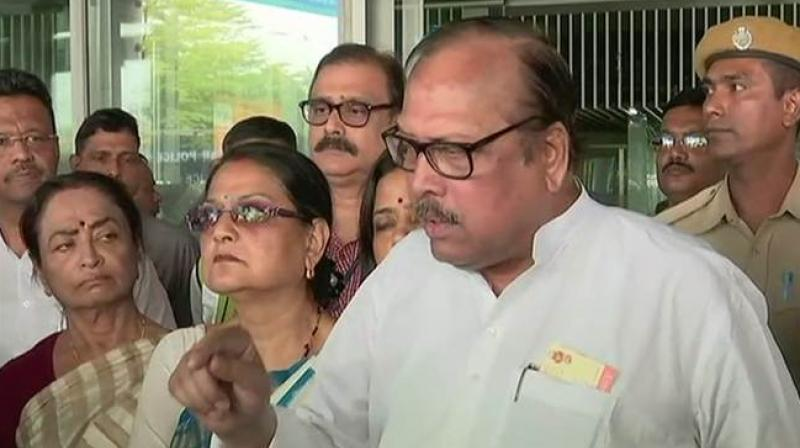 TMC delegation leave Assam after overnight detention