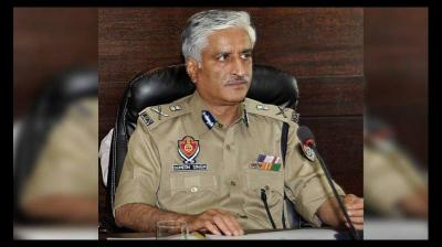 Punjab DGP Sumedh Saini booked in a 29-year-old case