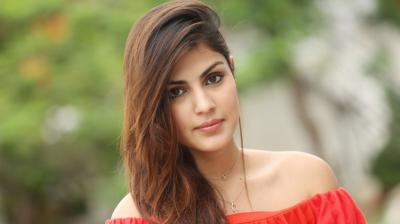 Rhea Chakraborty to walk for Urvashi Joneja