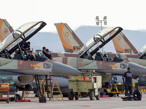 Indian commandos in Israel for major military drill