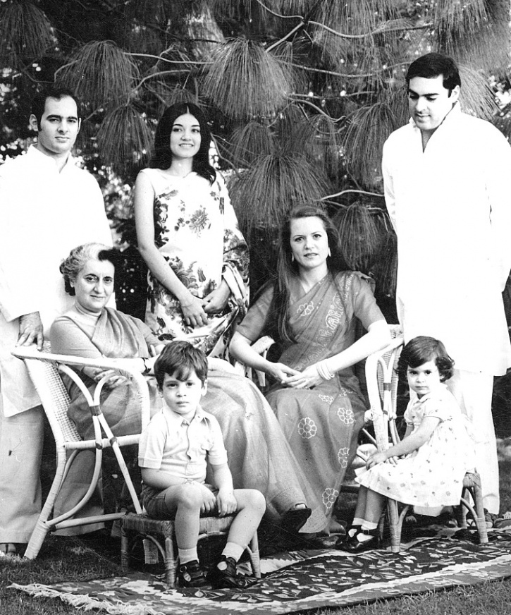 Rare Unseen Pictures From Indira Gandhis Life At New Show