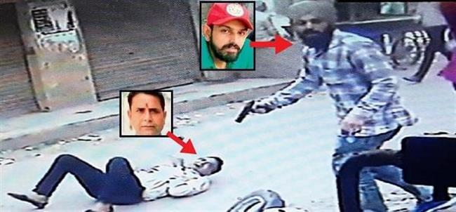 Gangster Saraj Mintoo, wanted for Amritsar Hindu outfit leader's murder, arrested