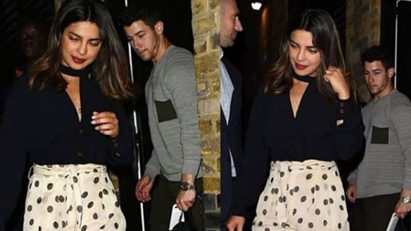 Nick proposed Priyanka on her 36th birthday
